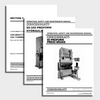 Proform CNC Press Brake Manual Bundle