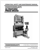 EM-507 (N-07-03) 60 PROFORM Operation, Safety and Maintenance Manual