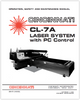 EM-474 (N-09-02) CINCINNATI CL-7A Laser System with PC Control Operation, Safety and Maintenance Manual