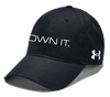 Under Armour® Black Hat (Own It.)