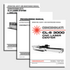 CL-6 CNC Laser Center Manual Bundle