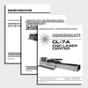 CL-7A CNC Laser Center Manual Bundle