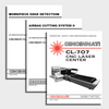 CL-707 CNC Laser Center Manual Bundle