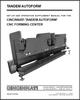EM-358 (R-05-98) Tandem AUTOFORM - A Set-up and Operation Supplement Manual for the Tandem AUTOFORM CNC Forming Center