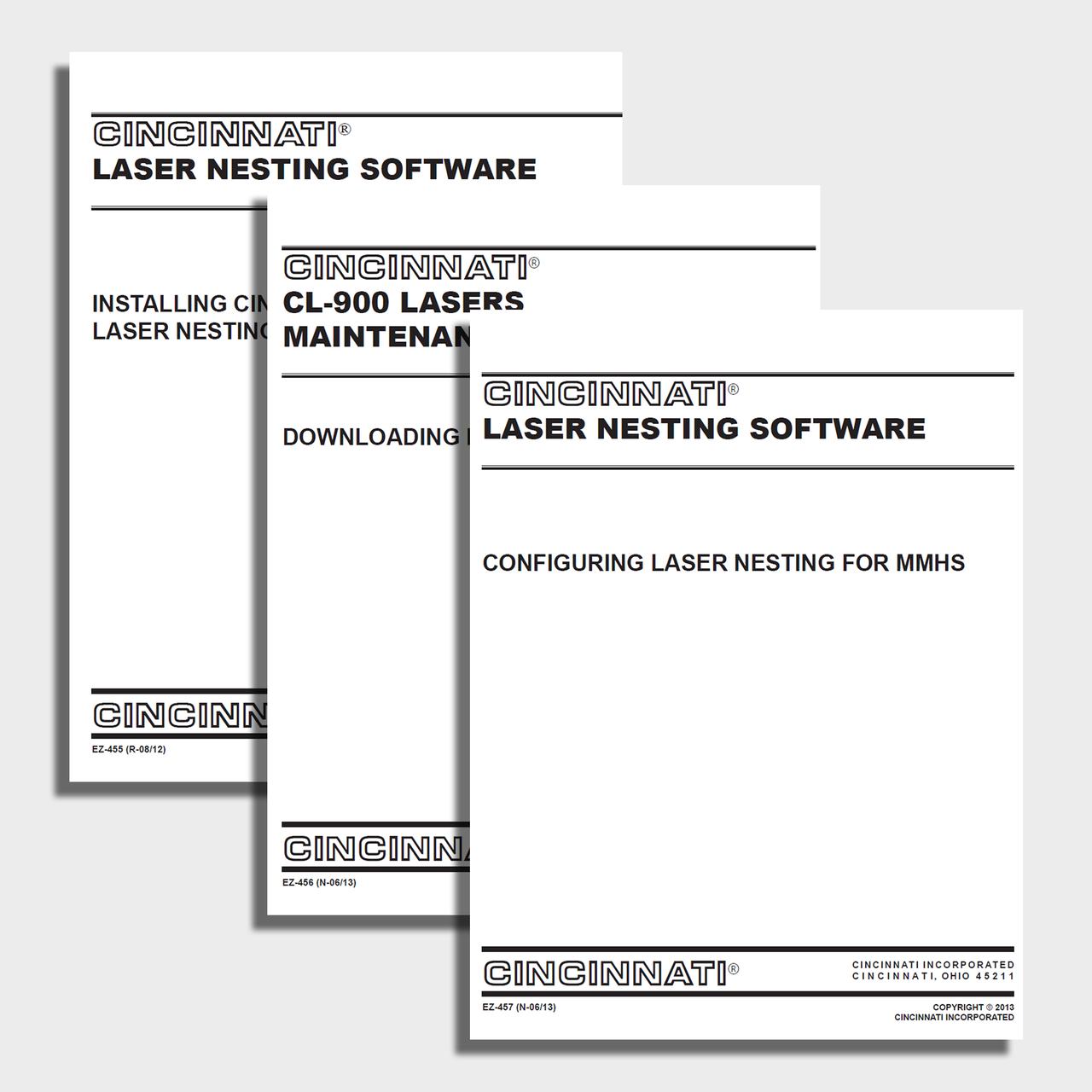 Laser Nesting Software Manual - Cincinnati Incorporated