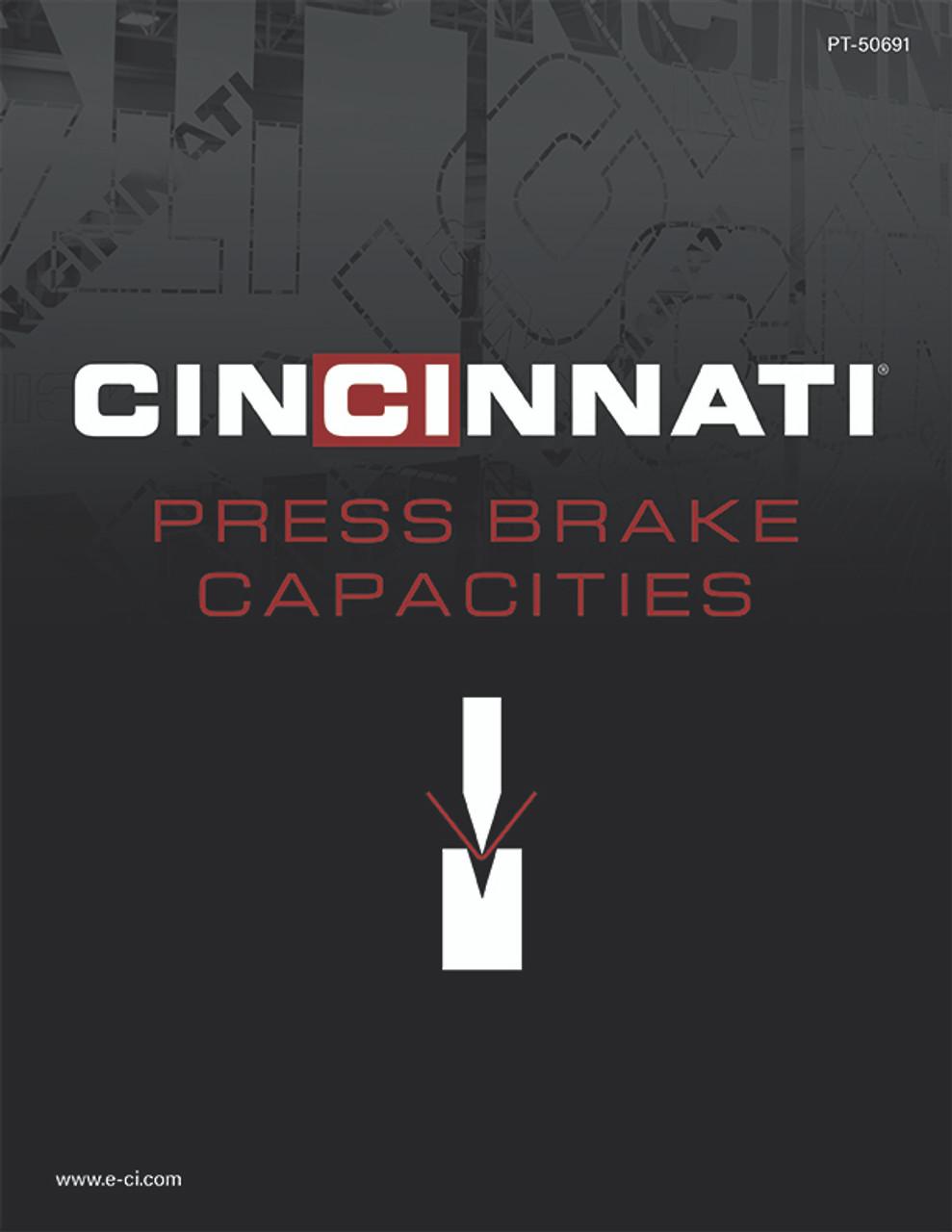 Press Brake Capacities