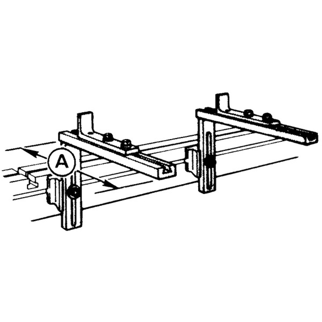 Heavy Duty Gages Without Gage Rod (Auto Crown)