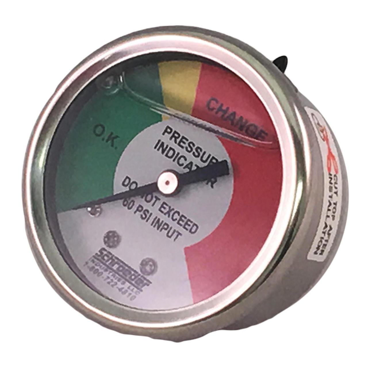 Dirt Alarm Gage (420633)