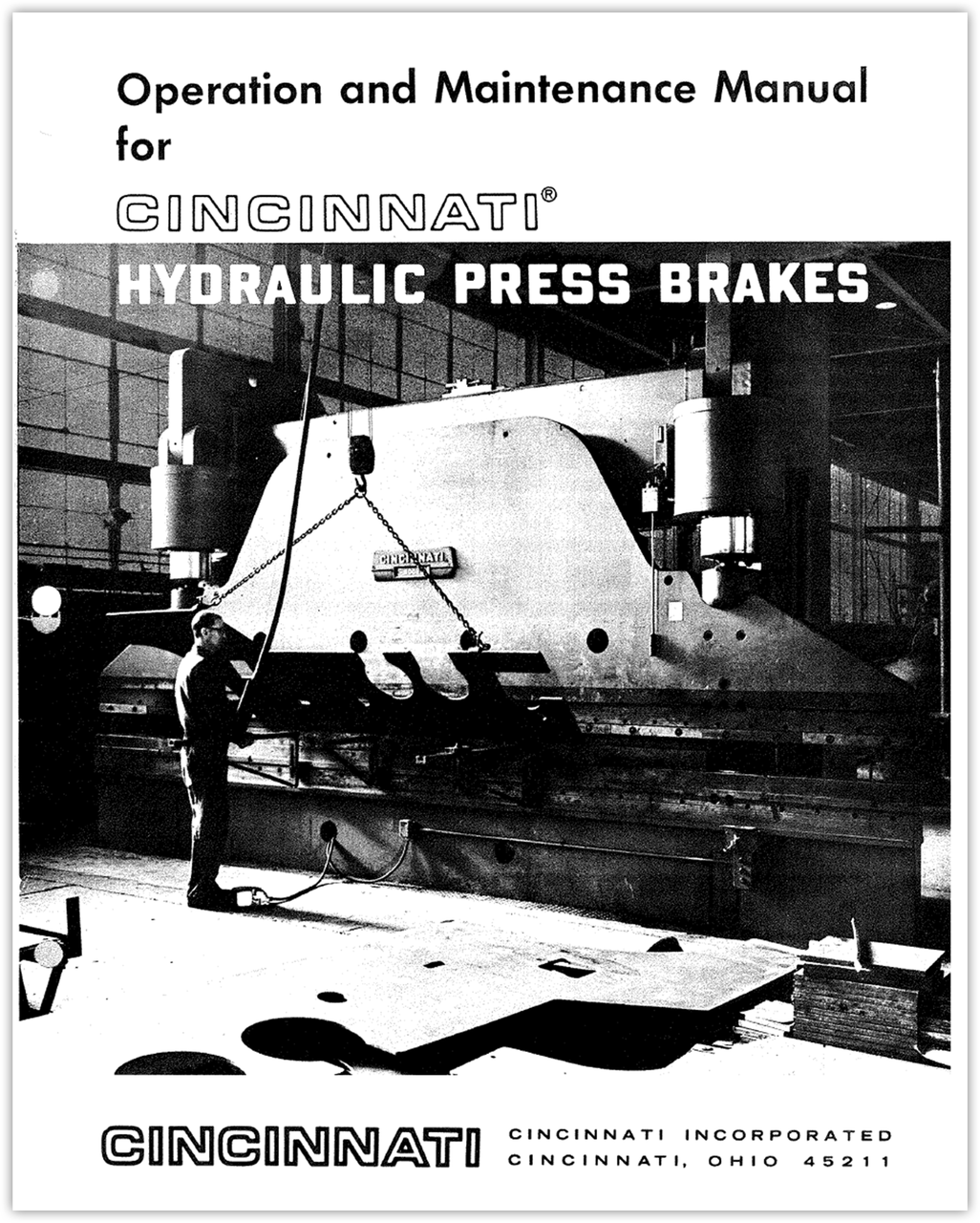 70012 H Series Hydraulic Press Brakes (L)