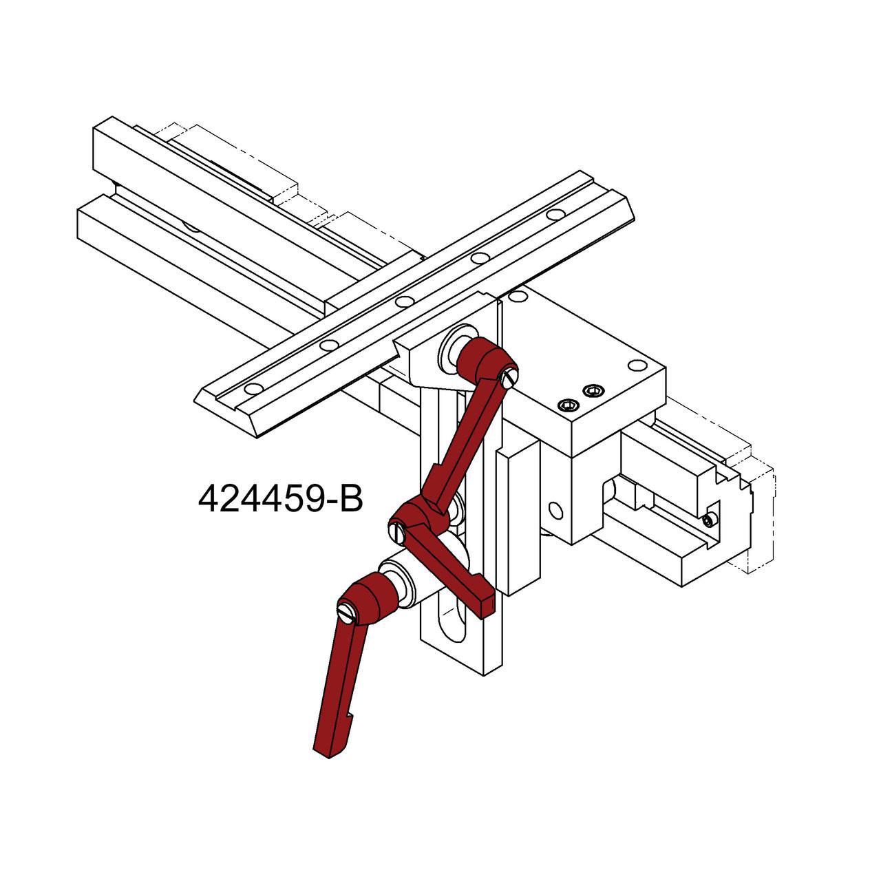 Handle adj   .625-11   tap (424459)