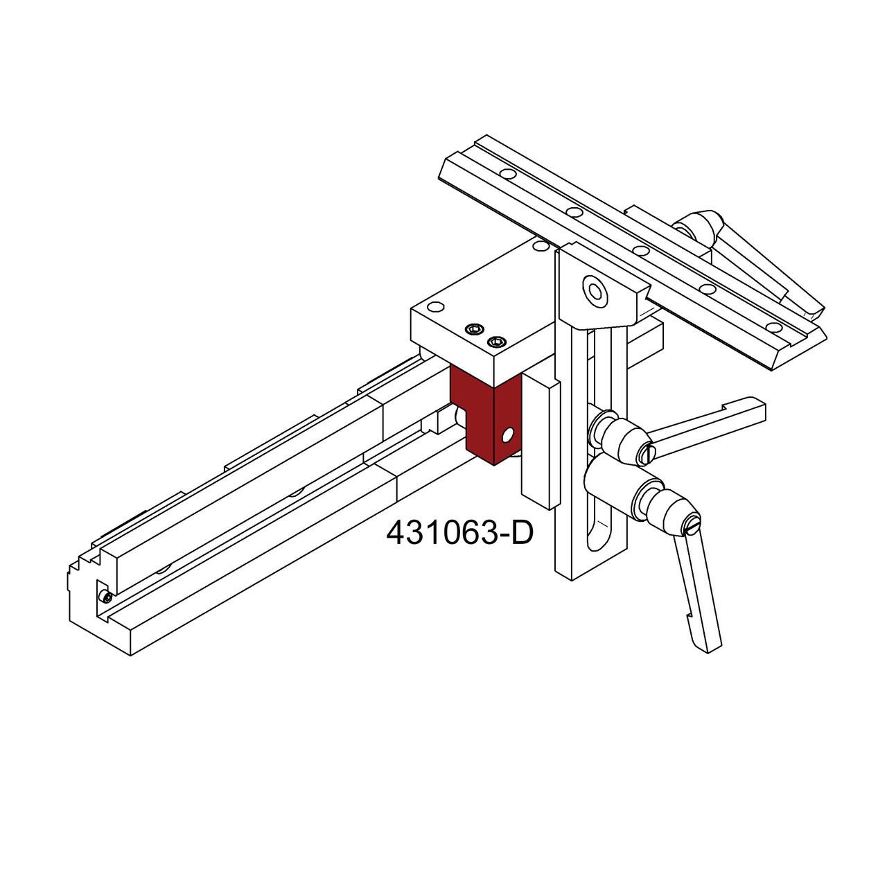 Block Mounting FSWS (431063)