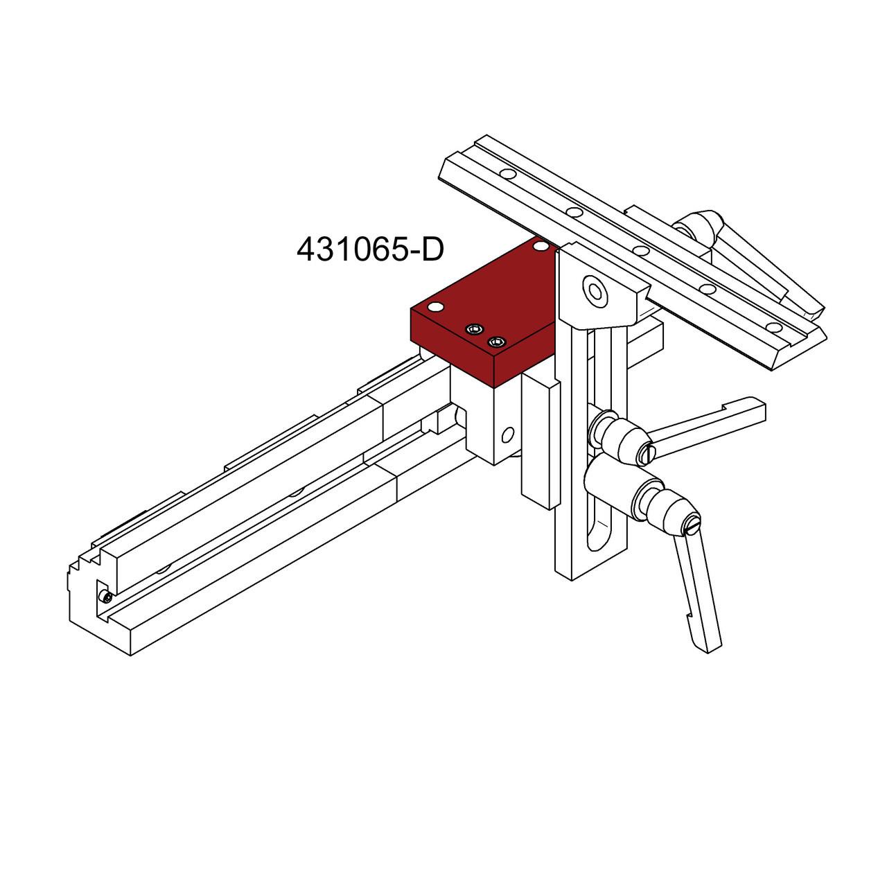 Plate Upper Brg Mtg FSWS (431065)