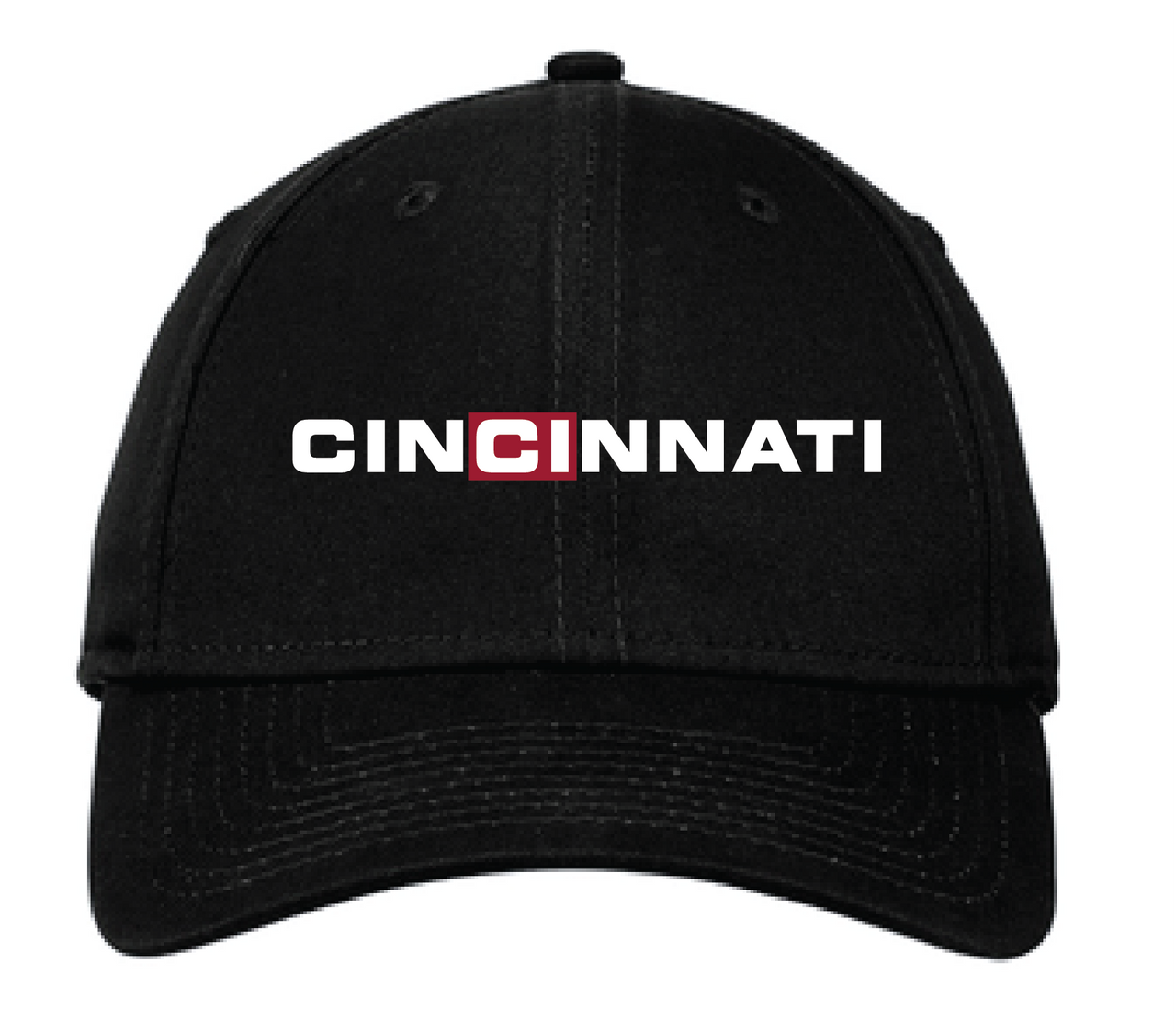New Era® Black Hat (2 Designs Available)