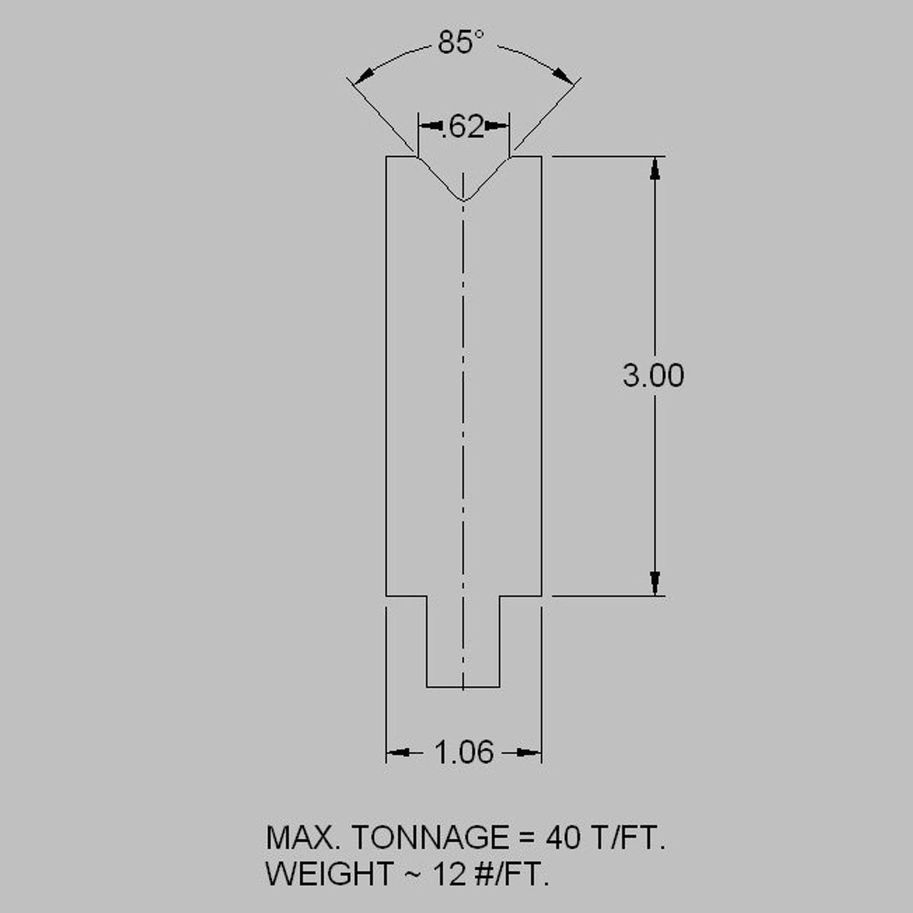 Cincinnati American Tooling S7B05
