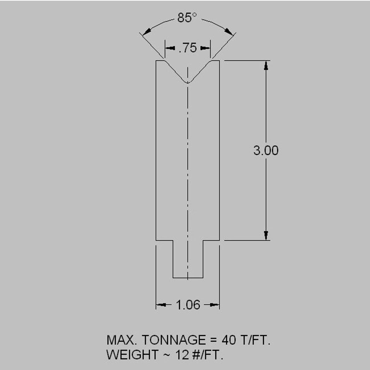 Cincinnati American Tooling S7B06