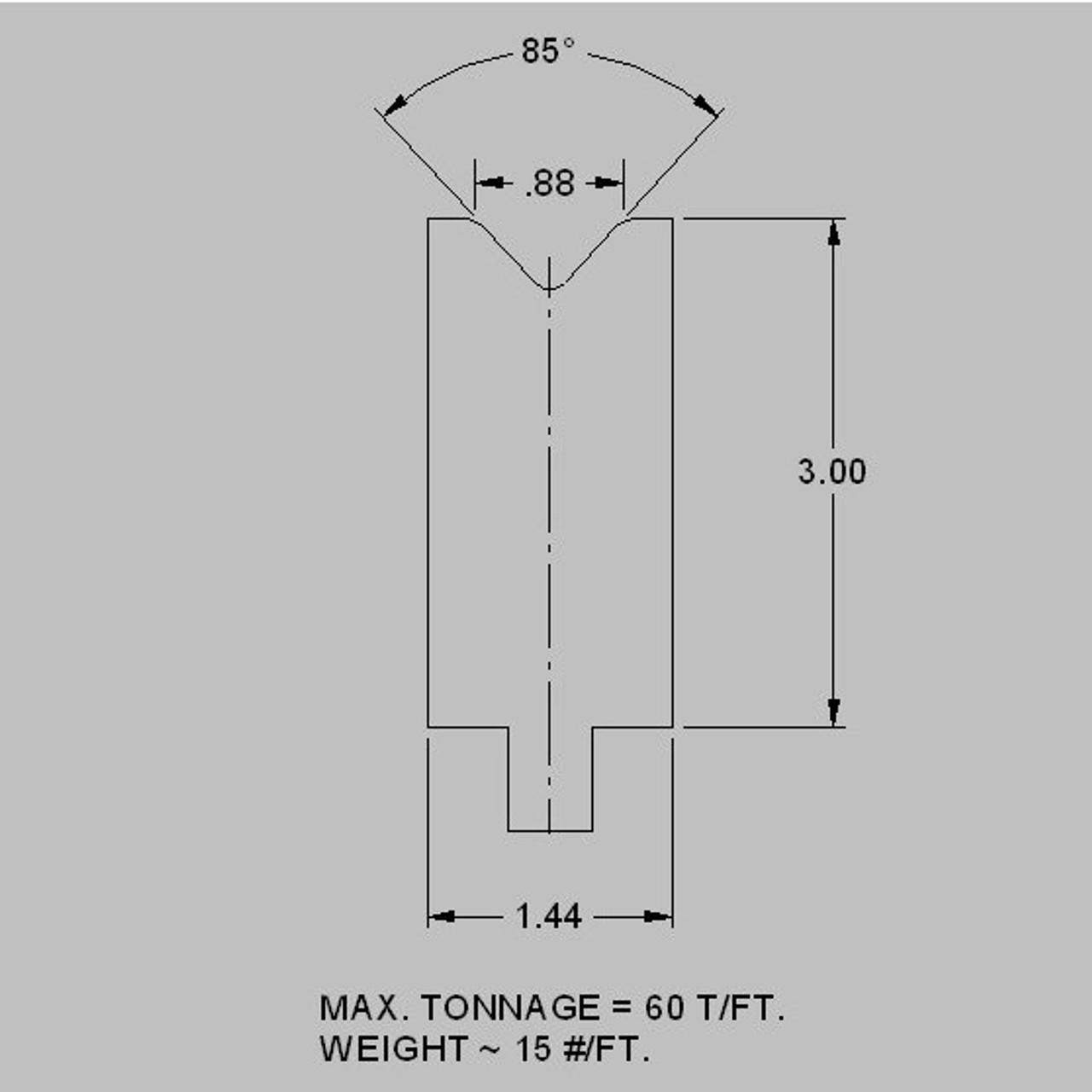 Cincinnati American Tooling S7C07