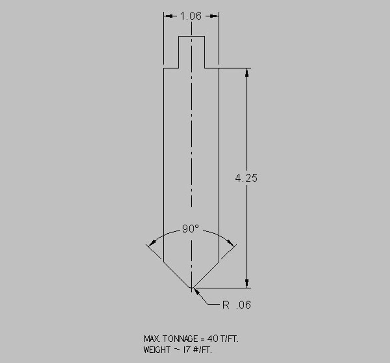 Cincinnati American Tooling S4C04