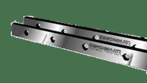 "Cincinnati Shear Knives - 148"" Length, 5"" x 1.125"" Cross Section (239246) Type C"