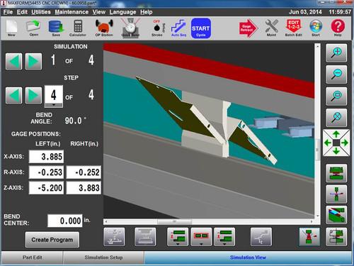Press Brake Control Retrofit