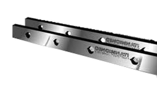 "Cincinnati Shear Knives - 148"" Length, 4"" x 1"" Cross Section (239219) Type C"