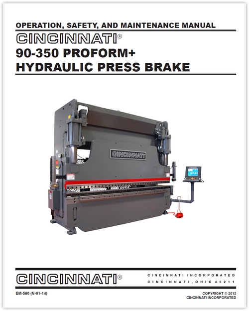 EM-560 (N 1-14) OSMM 90-350 ProForm Plus