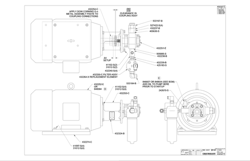 Baseform Oil Filter (432264)