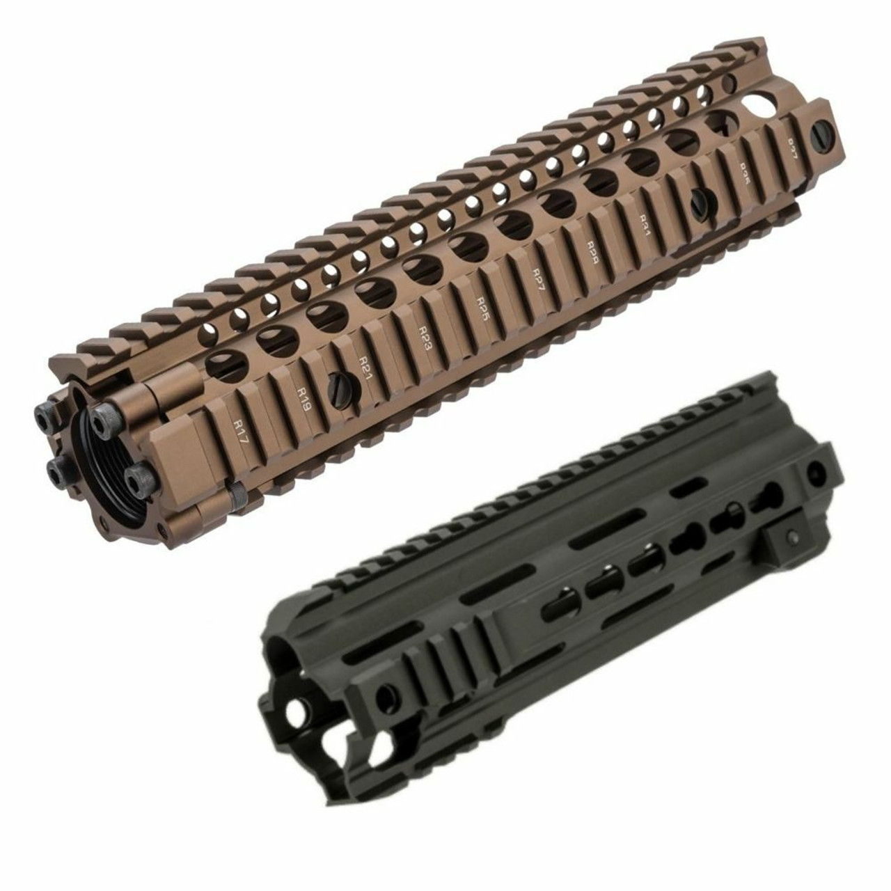 Airsoft Handguards & Rail Systems
