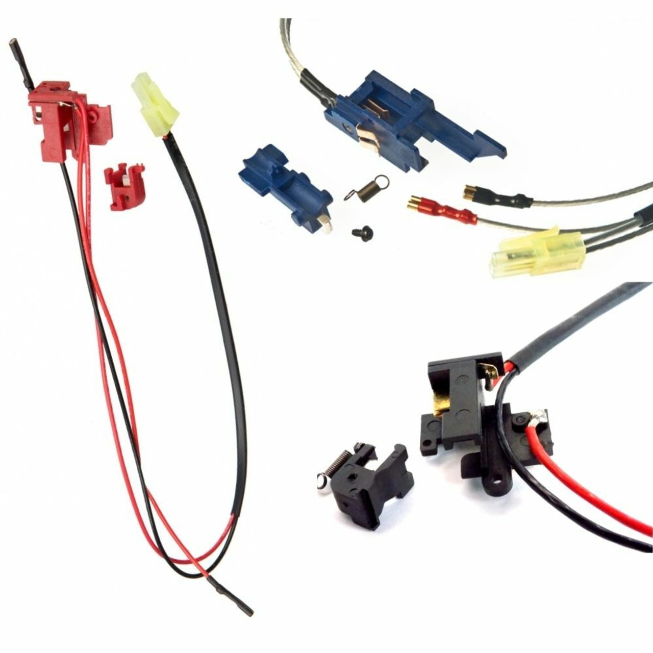 Electric Gun Wiring Harnesses & Trigger Switches