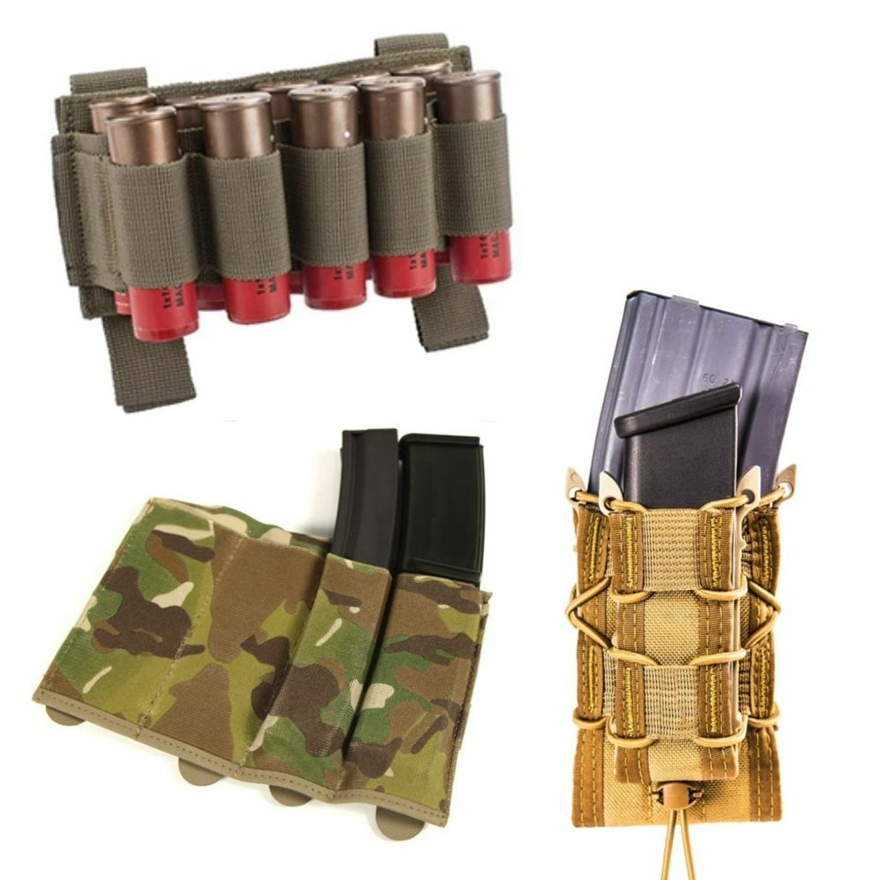 Tactical Gear Magazine / Ammo Pouches