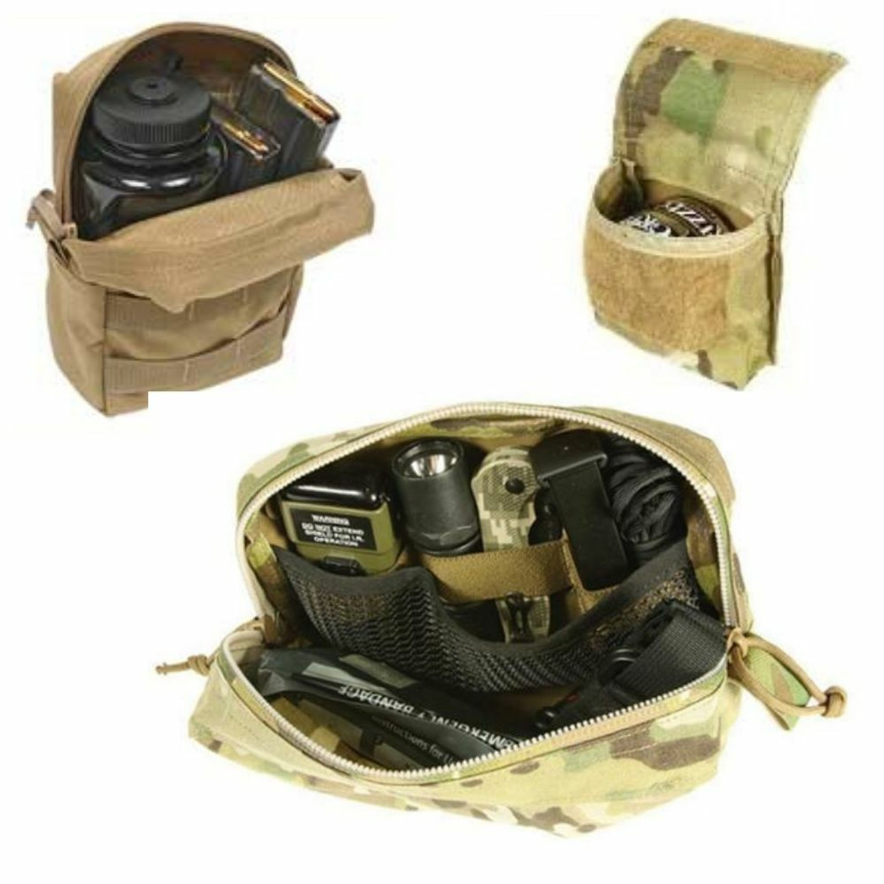 Tactical Gear General Purpose Utility  Pouches