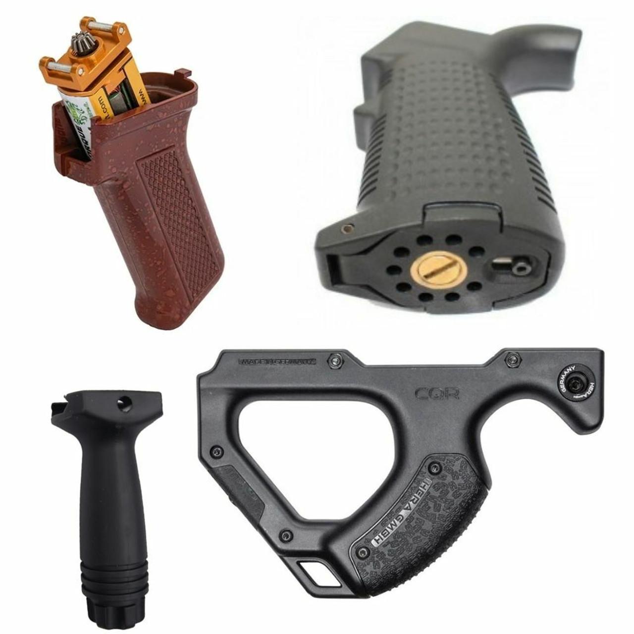 Airsoft Gun Grips
