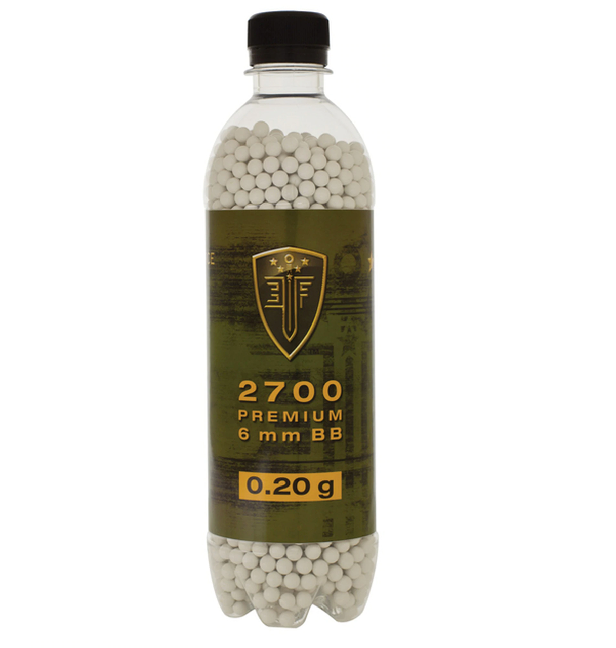 Non-biodegradable Airsoft BBs