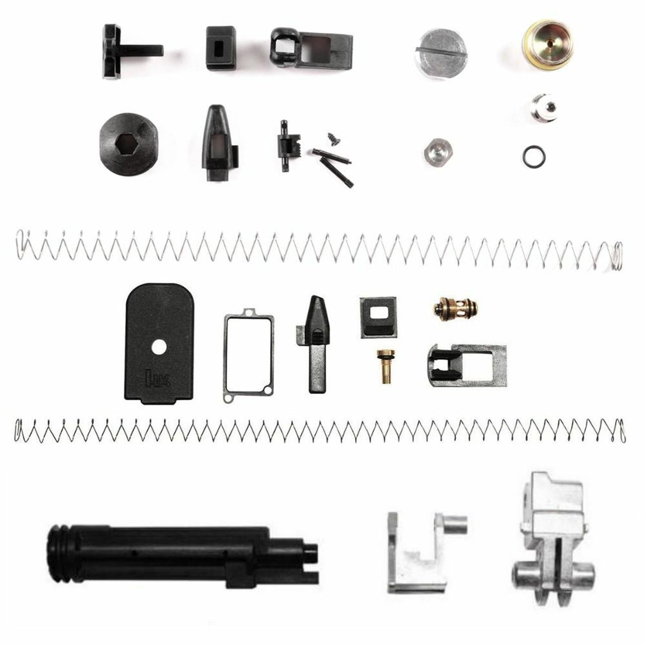 Airsoft Gun Rebuild Kits & Gas Blowback Pistols