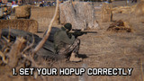 Tech Tips: Zero Your Scope/Sights | Fox Airsoft