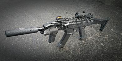 ASG Scorpion Evo 3 A1 Airsoft Gun Review