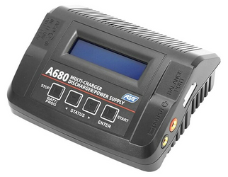 Serious Player Gear: ASG Smart Chargers - A450 and A680   Fox Airsoft