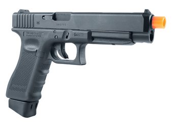 Elite Force Glock 34 Deluxe Edition by VFC   Fox Airsoft