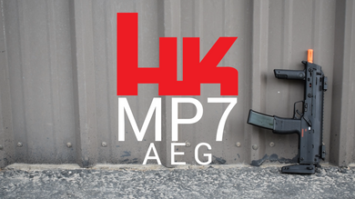 Elite Force MP7 AEG in-depth review | Fox Airsoft