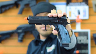 Maintenance: Gas Blowback Pistols   Fox Airsoft