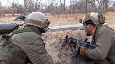 Tactics: Taking Down a Bunker   Fox Airsoft