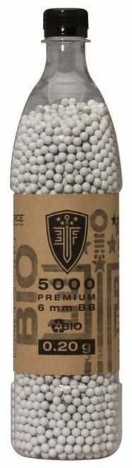 Elite Force 5000 Rd. BIO Airsoft BB's 0.20g
