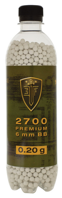 Elite Force .20g 2700 round  Precision BB's