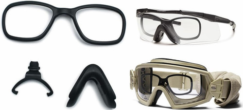 The Smith Optics RX System will work with both the AEGIS Echo and the OTW