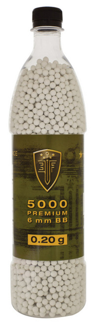 Elite Force .20g 5000 Rd. BB's