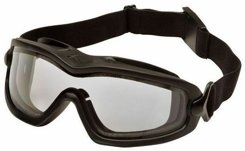 The ASG Tactical Goggles have a dual pane lens giving you extra resistance against fogging
