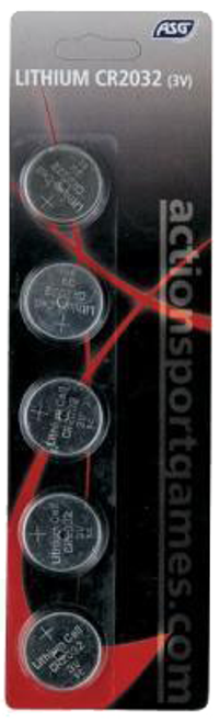 ASG CR2032 Battery