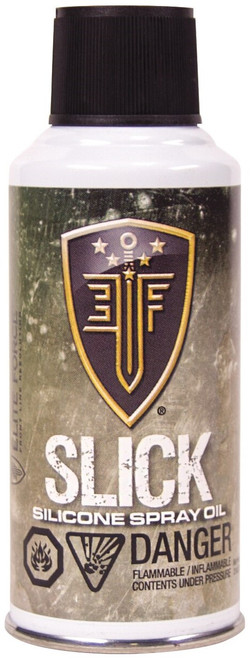 Elite Force Slick Spray Oil