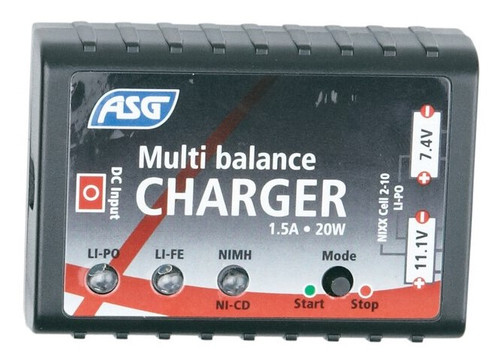 ASG Multi Balance Smart Charger