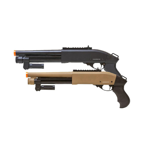 JAG Arms Scattergun Super CQB Gas Shotgun
