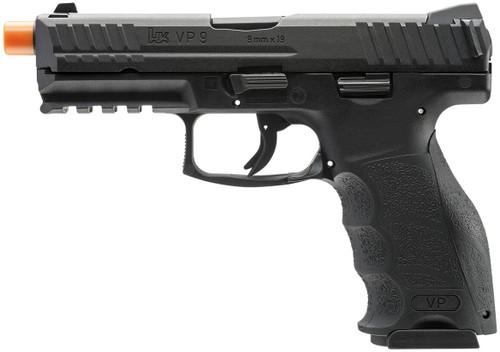 H&K VP9 Gas Blowback Pistol Black